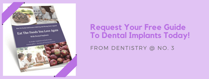 Request Your Free Guide To Dental Implants Today!
