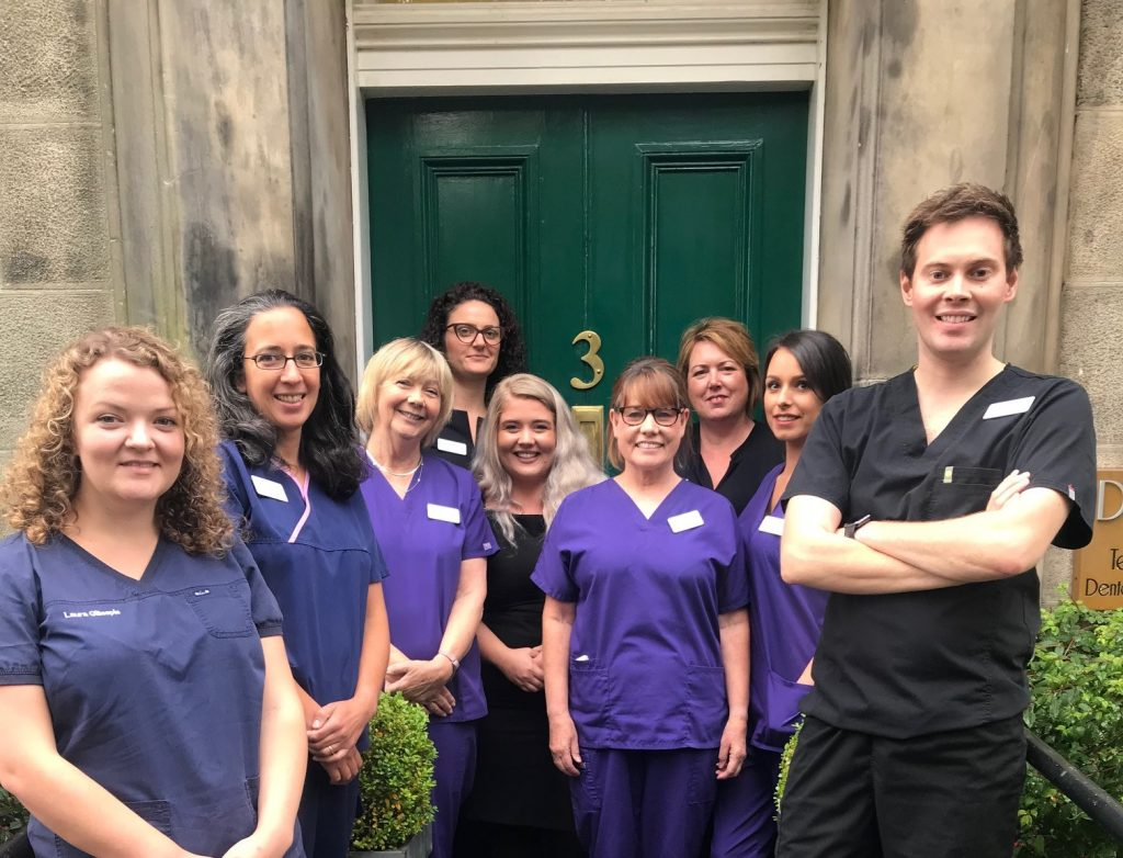 Come And Meet The Dentistry At No.3 Team
