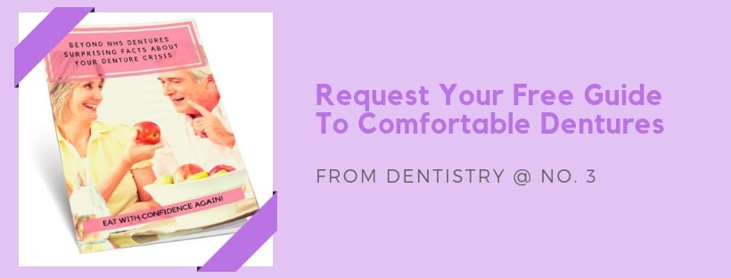 Request Your Free Guide To Comfortable Dentures Today!