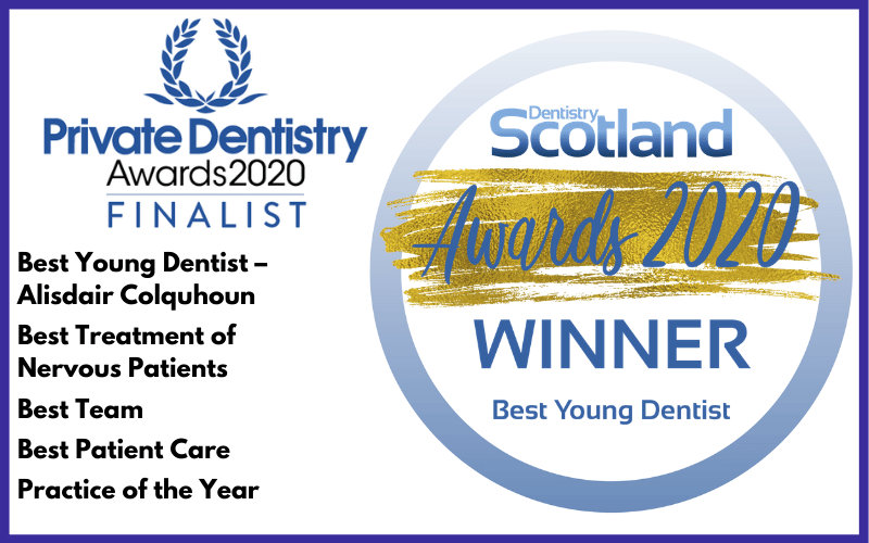 Dental Awards - We Have A Winner